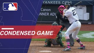 Condensed Game: OAK@NYY - 5/13/18