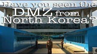North Korea Behind Scenes DMZ Border North South Barrier Breaking News November 2017