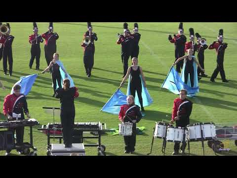 Cape Hatteras Secondary School Marching Band 10/6/2018