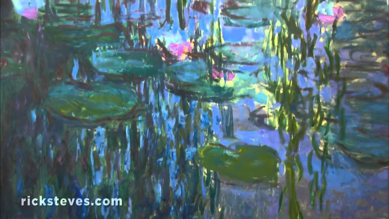 Giverny, France: Monet\'s Gardens - YouTube
