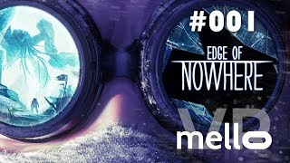 EDGE OF NOWHERE #001 - Action? Adventure? Horror? ★ Let