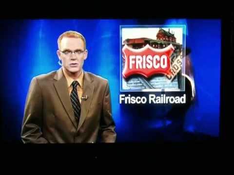Frisco railway shops- Springfield , MO