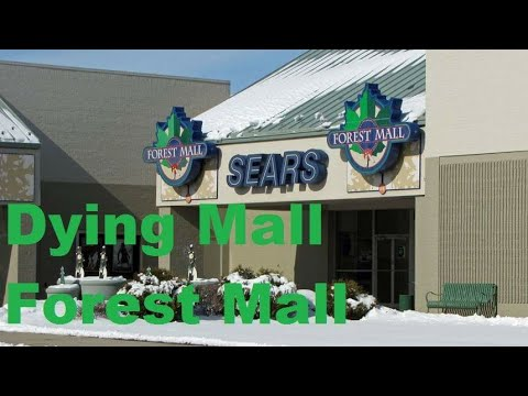 Dead Mall: Fond Du Lac Forest Mall