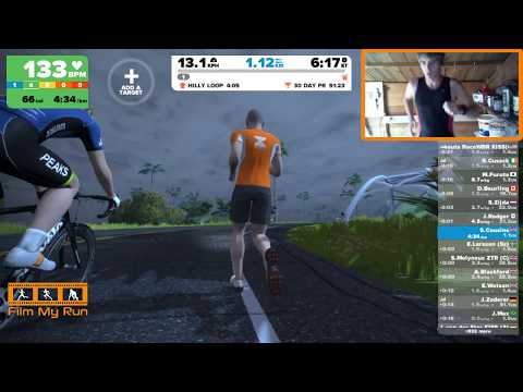 Zwift Running | Chilled 5k in Watopia