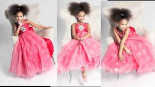Sherri Hill Children's Dresses