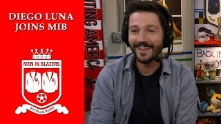 Men in Blazers: Diego Luna joins Rog in the Panic Room | NBC Sports