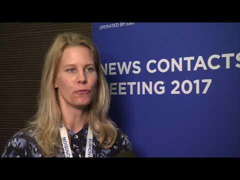 Jonna ter Veer from NOSop3 on news for social media