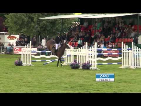 Showjumping - International Stairway Suffolk County Show 2015
