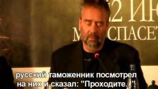 Европульс - Люк Бессон о России, о кино, о молодежи