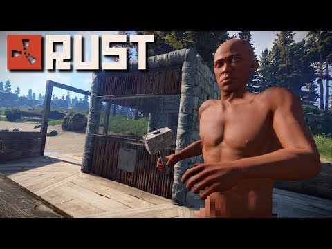 BUILDING a SHOP on the MOST POPULAR SERVER! | Rust