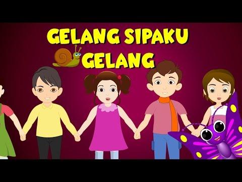 Gelang sipaku gelang | Lagu Anak TV | Kids Song in Bahasa Indonesia