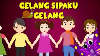 Gelang sipaku gelang | Lagu Anak TV | Kids Song in Bahasa Indonesia