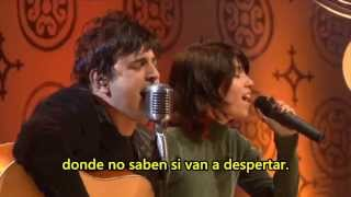 Anjos das ruas - Rosa de Saron subtitulado español