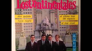Los Continentales  - Don Quijote (1964) Instrumental Spain