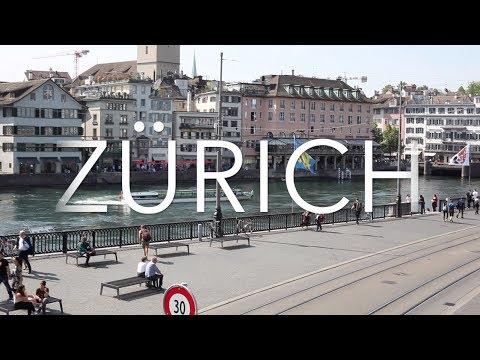 Une journée à ZÜRICH - vlog