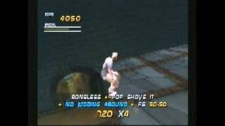 Tony Hawk's Pro Skater 2 PlayStation