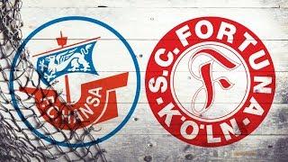 Interviews nach dem Heimspiel gegen Fortuna Köln