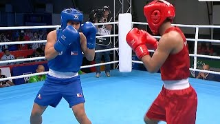 Riza Pasuit gets the SILVER MEDAL in women's Lighweight Finals | 2019 SEA Games