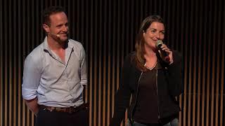 Changer, un chemin vers la liberté   Etienne et Lélia Sallé de Chou   TEDxCaen