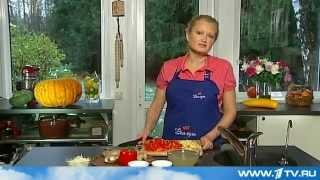 Крем-суп из сладких перцев от Ольги Баклановой (Вся Соль)