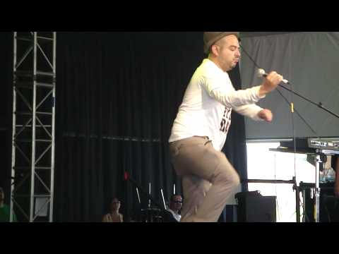 "Mexican Institute Of Sound ""CUMBIA"" Live at Bonnaroo 2010 HD"