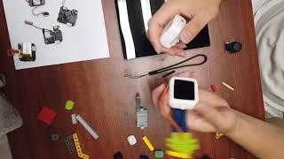 TTGO T-Watch Wearable Application ESP32 WiFi