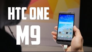 HTC One M9, primeras impresiones MWC 2015