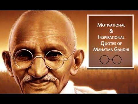 Mahatma Gandhi Quotes With Raghupati Raghav Raja Ram Flute Music | SlidesFinder.com