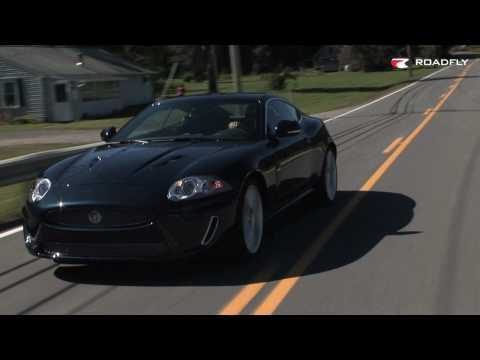 Roadfly.com - 2010 Jaguar XKR Road Test & Review