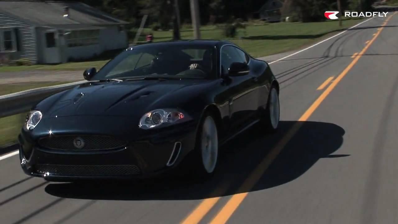 Marvelous Roadfly.com   2010 Jaguar XKR Road Test U0026 Review   YouTube