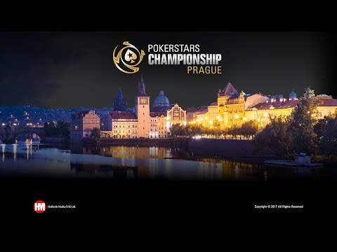 PokerStars Championship Prague Main Event, Final Table (Cards-Up)