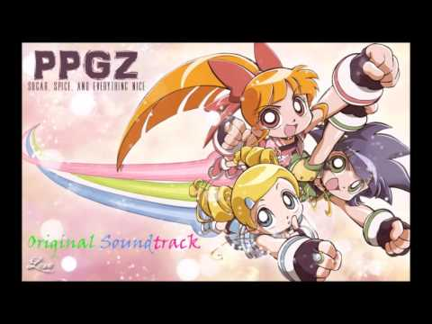 "Powerpuff Girls Z Soundtrack ""Touch Me"""