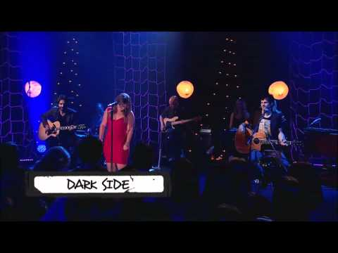 Kelly Clarkson - Darkside Unplugged 2011(HQ AUDIO)HD