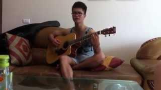 Quê hương tôi - Minh Hiếu ( Acoustic cover )