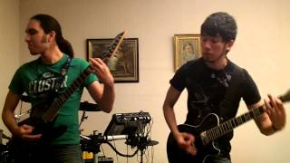 "Sylosis ""Fear The World"" Dual Guitar Cover"
