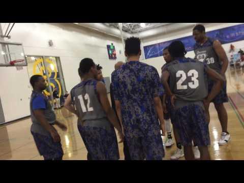 B2B vs University of Florida Club Team NIRSA Tournament 1st Half