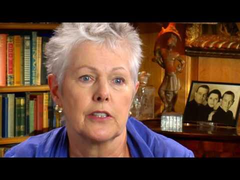 Lynn Redgrave on the 2009 LuntFontanne Fellowship Program at Ten Chimneys