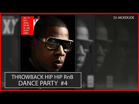 Hip Hop/ R&B Old School Dance Party Video Mix Best Old School Hip Hop Rap & RnB 2000s Throwback #4