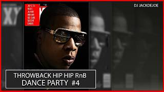 Download Hip Hop/ R&B Old School Dance Party  Mix Best Old School Hip Hop Rap & RnB 2000s Throwback #4 MP3 song and Music Video