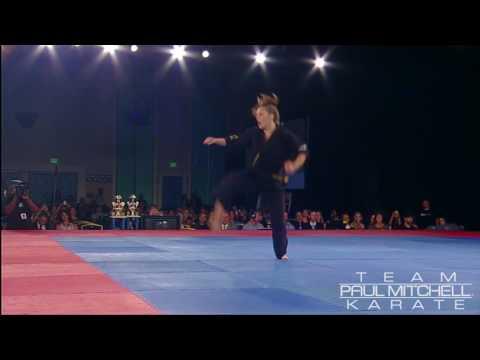 Mackensi Emory Women's Forms ISKA World Championship- US Open 2017