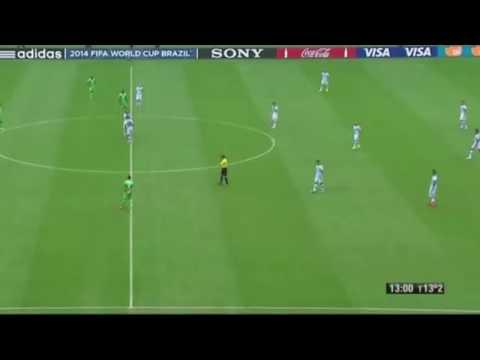 Argentina 3-2 nigeria resumen del partido