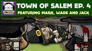 Perfectly Orchestrated Chaos | Town of Salem Ep. 4