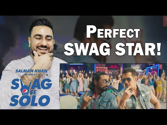 SWAG SE SOLO Song Reaction | Salman Khan | Remo D'souza | IAmFawad