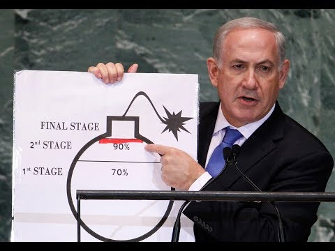 Netanyahu's Long History of Lying About Fake 'WMDs' in Iran and Iraq
