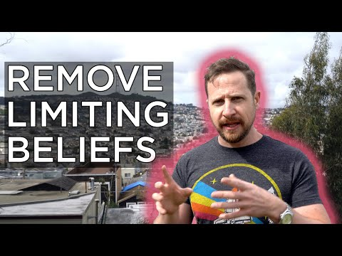 How to Get Rid of Limiting Beliefs & Max Your Personal Growth and Dating Life