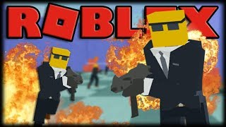 SUIT, TIE AND MUCH SHOT!! -ROBLOX Bad Business Prototype