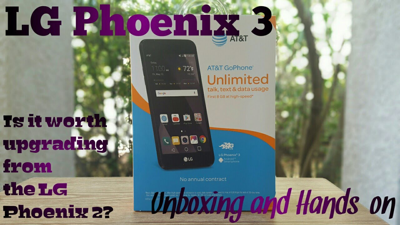 LG Phoenix 3 Unboxing and Hands-on is it worth upgrading from the LG Phoenix 2?