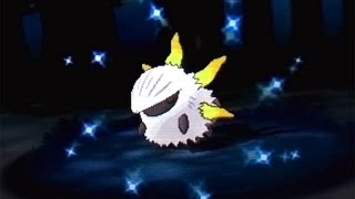 [DEXNAV] Shiny Larvesta after 690 Encounters in Mirage Forest! (Pokemon Alpha Sapphire)