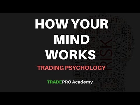 How Your Mind Works and How to Conquer it for Day Trading and Swing Trading - Trading Psychology