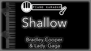 Shallow - Lady Gaga & Bradley Cooper - A Star Is Born (with Lyrics)